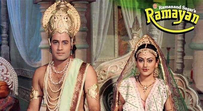 மக்களின் கோரிக்கையை ஏற்று ராமாயணம் தொடர் மீண்டும் ஒளிபரப்பு: மத்திய அரசு அறிவிப்பு Ramayanam1xx
