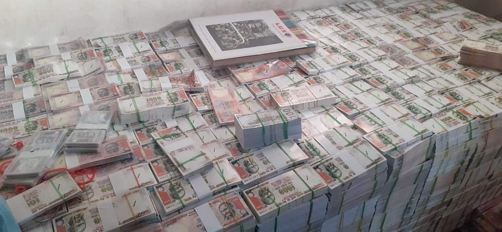 Six persons, including one serving military personnel detained in possession of multiple denominations of fake Indian and foreign currency
