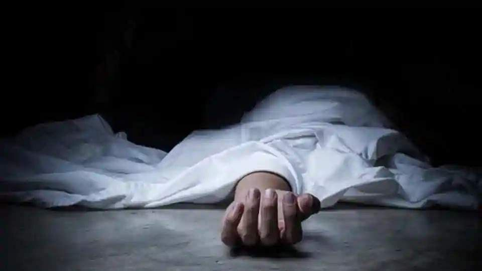 corona patient found dead in toilet