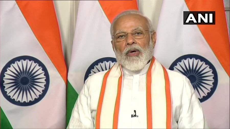 Need to turn coronavirus crisis into opportunity for creating Atmanirbhar Bharat, says PM Modi