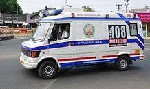 108 ambulance Chennai