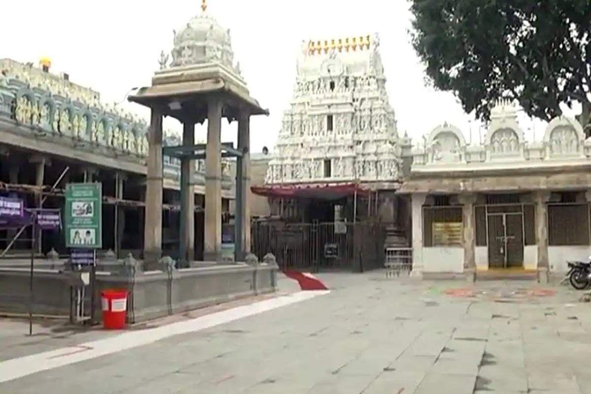 govindaraja swamy temple shutdown