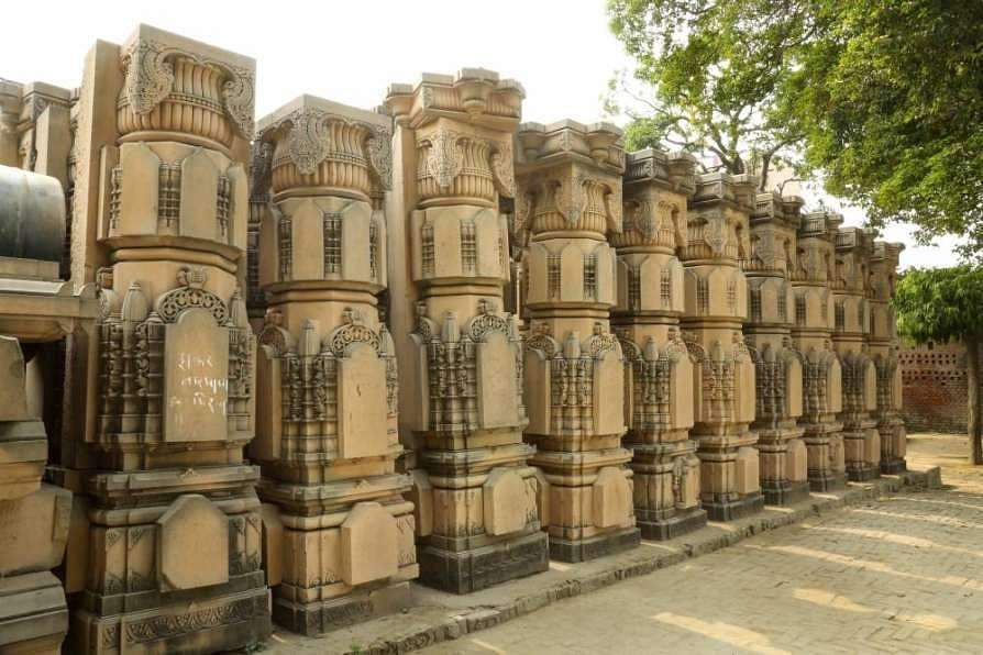 ayodhya temple bhumi pujan postponed