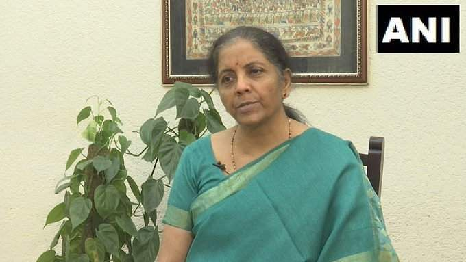 Finance Minister Nirmala Sitharaman to address a press conference at 4 pm today.