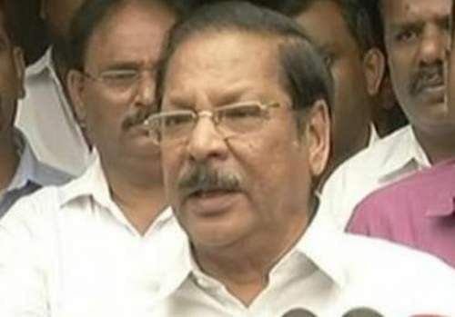RS Bharathi withdraws case