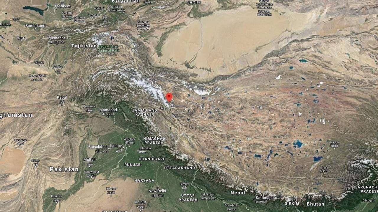 India - China Galwan valley crisis