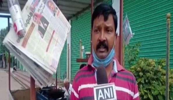 Telangana school principal loses job, starts thela selling idli, dosa