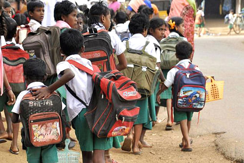 Corona: Reduction of textbooks in Tamilnadu school education