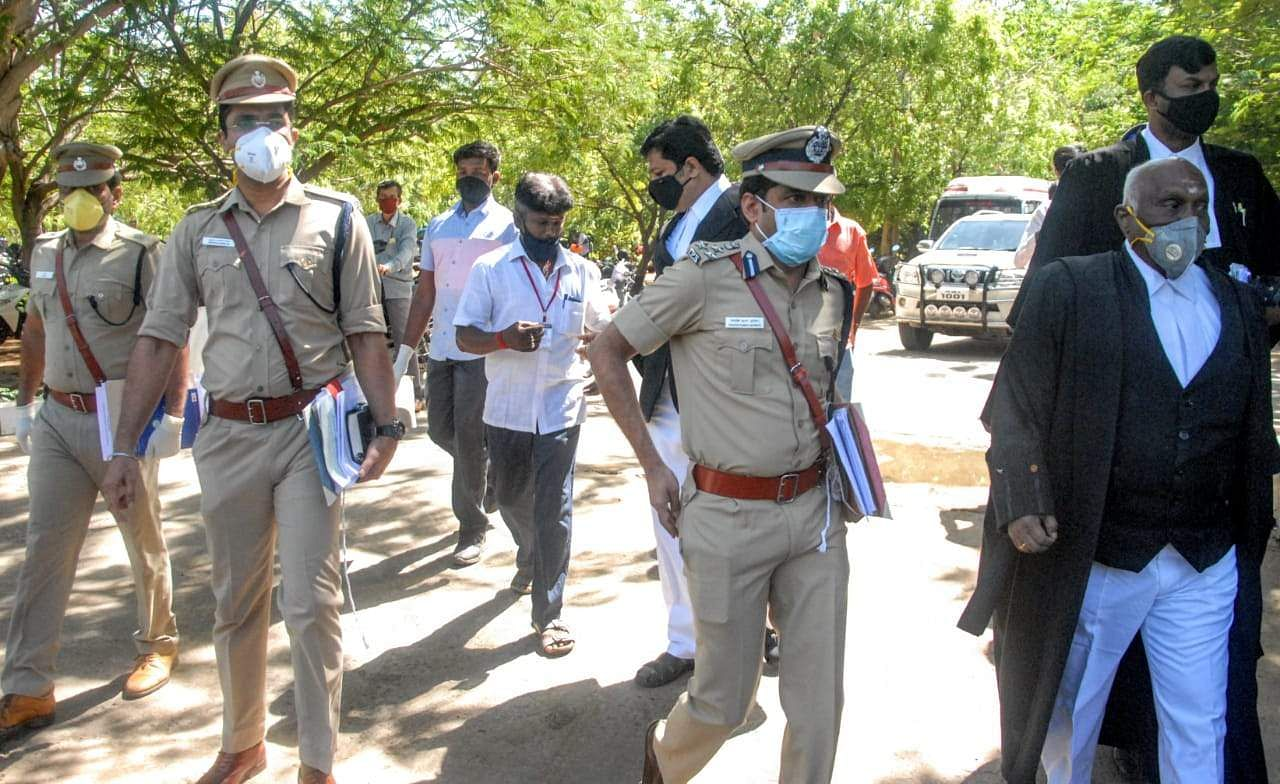 Court contempt in the Sathankulam incident: Postponement of trial