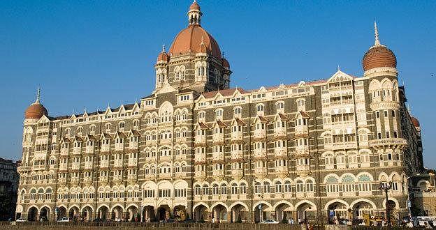 Mumbai's Taj Hotels receive bomb threat call