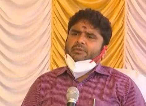 If one corona is confirmed, the family members will be separated for 14 days: Prakash