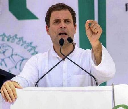 'UP Promised Ram Raj, Got Gundaraj: Rahul Gandhi On Journalist's Killing