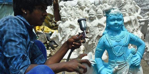 கோகுலாஷ்டமி என அழைக்கப்படும், கிருஷ்ண ஜெயந்தி விழா, ஆகஸ்ட், 14ஆம் தேதி, நாடு முழுவதும் கோலாகலமாக கொண்டாடப்பட உள்ளது