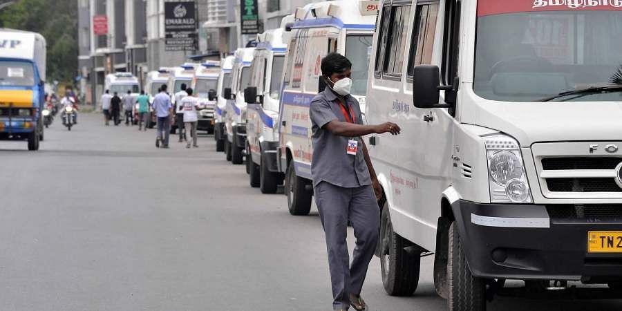 Corona affects 4,280 in Tamil Nadu; 65 died