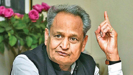No manual cleaning of sewage chambers in Rajasthan, says CM Ashok Gehlot
