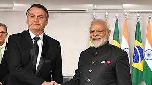 PM Modi wishes Brazilian President speedy recovery from COVID-19
