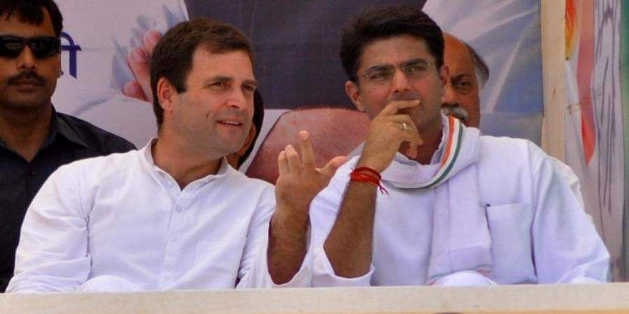 Sonia Gandhi has decided that the AICC will constitute a three-member committee to address the issues raised by Sachin Pilot