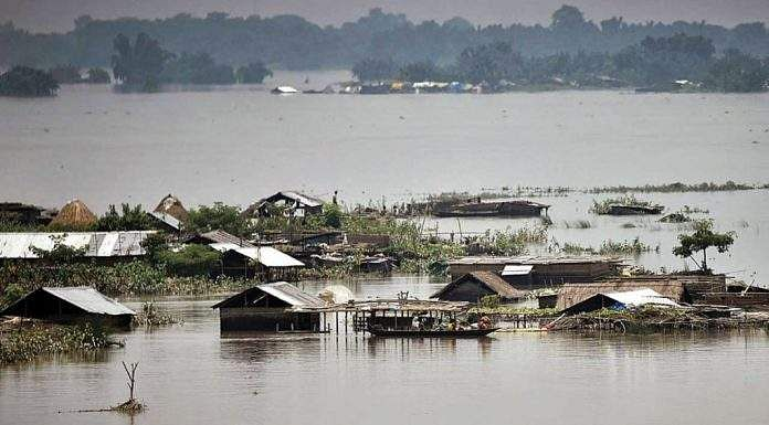 vishakapattinam tribal village flood