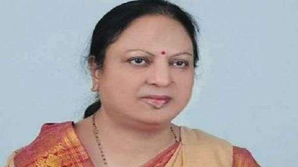 உத்தரப் பிரதேச மாநில அமைச்சர் கமலா ராணி வருண்