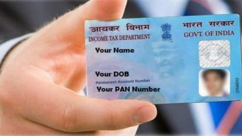 Lost or misplaced your PAN card? how to get a duplicate one online
