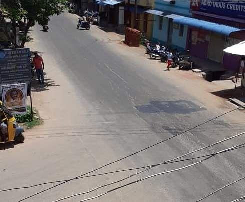 Full lockdown in Uthamapalaiyam
