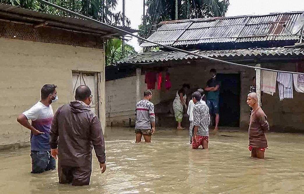 Assam floods: 85 dead, over 70 lakh people affected