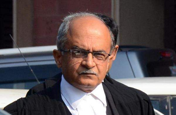 Prashant Bhushan refuses to apologise in SC for his two tweets