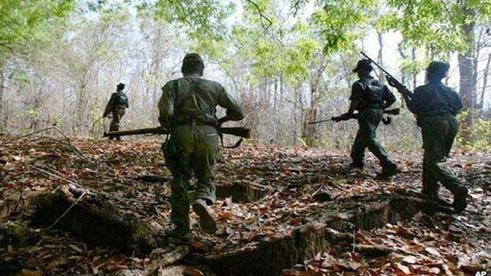 Naxal shot dead by Chhattisgarh police