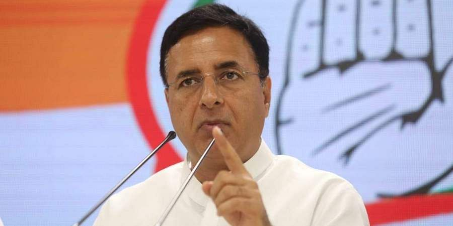 Rebel MLAs should give up BJP's hospitality if they want dialogue with Congress: Randeep Surjewala