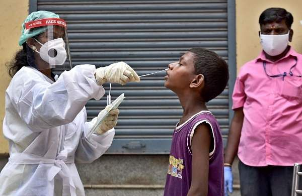 7,760 COVID19 cases, 12,326 discharged, 300 deaths reported in Maharashtra today