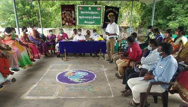பேளூரில் நடைபெற்ற தாய்ப்பால் வாரவிழா