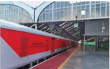Plan to increase the number of special trains: Railway
