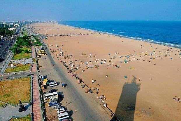 National Green Tribunal order to protect Marina Beach