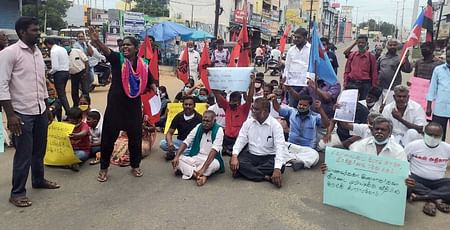 Both organizations condemn the neet exam