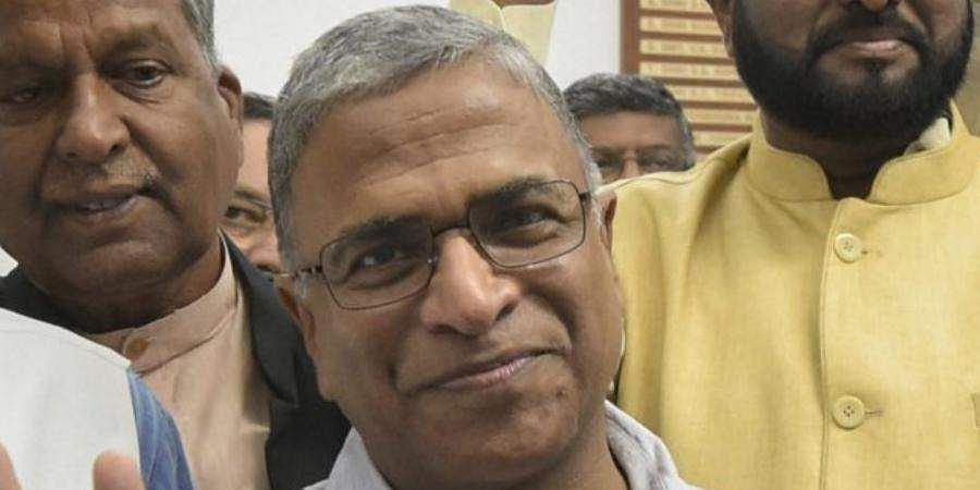 Harivansh  has been chosen as the deputy chairman of the Rajya Sabha