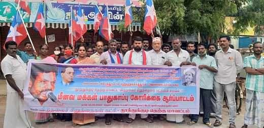 Liberation Tigers of Tamil Nadu at Kulasekaranpattinam