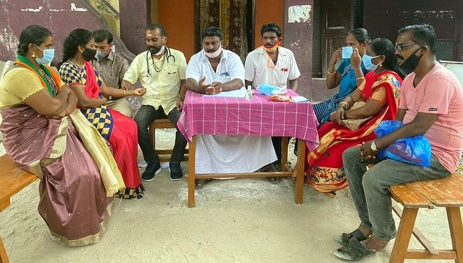 Medical Camp at Thiruchendur