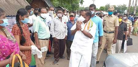 Muthalwa Narayanasamy said that if the Congress comes to power in the middle, the need will be canceled