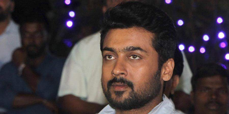 No action required on actor Surya: Letter from former judges