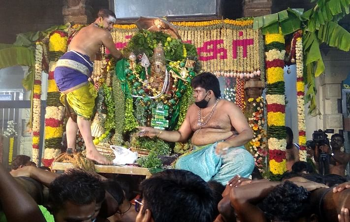 Thiruchendur Documentary Festival: Awakening of the White and Green Saathi Swami