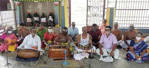 Trivandrum siege at Sevo Temple