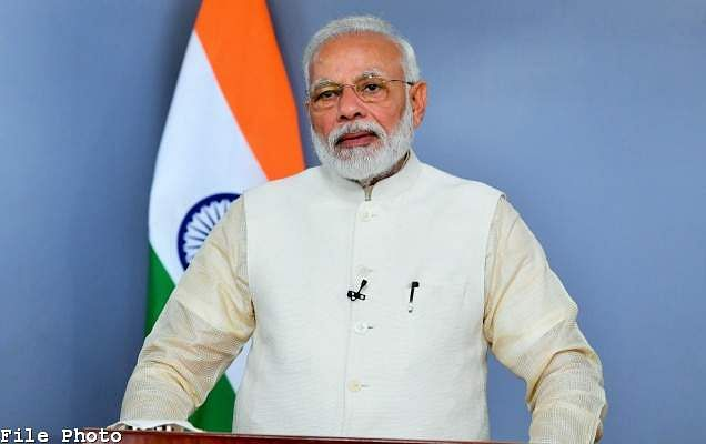 Prime Minister Modi congratulates Yoshihide Suu Kyi on her election as Prime Minister of Japan
