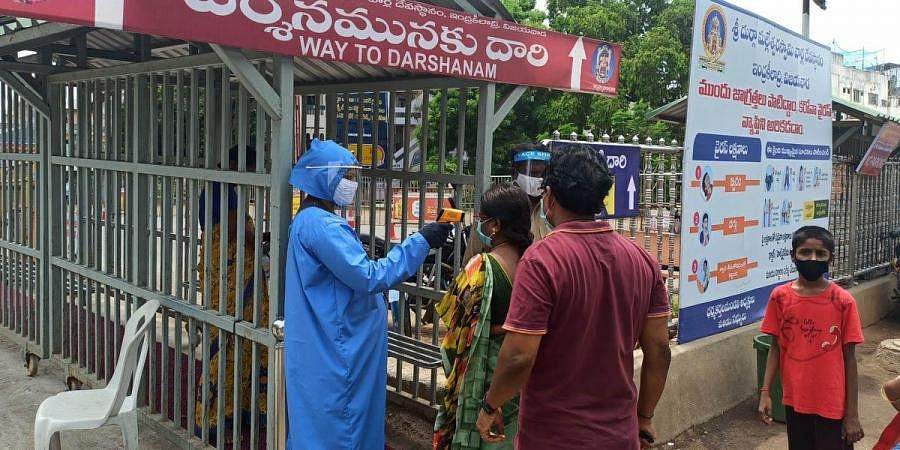 Fresh row in Andhra as 3 silver lion statues on chariot of Kanaka Durga temple go missing