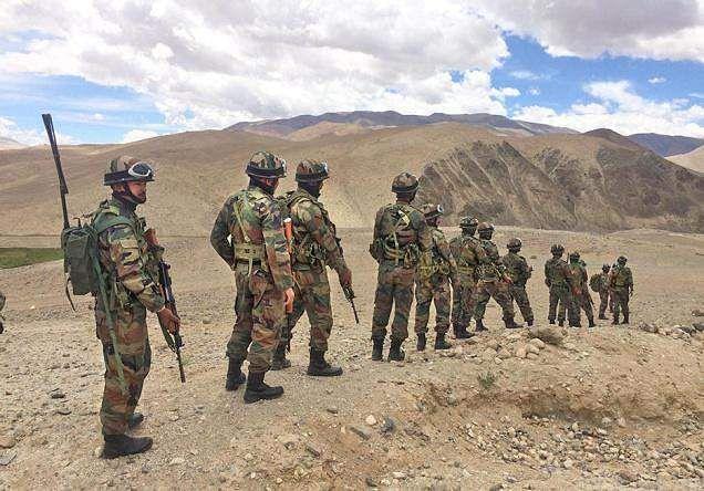 India-China talks again on Ladakh border