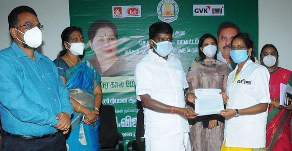 108 Separate processor for ambulance service soon: Ministry c. Vijayabaska