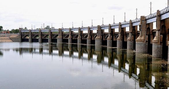 water level at mettur dam