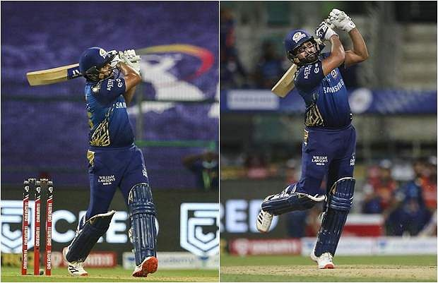 Rohits 80 powers MI to 195 against KKR