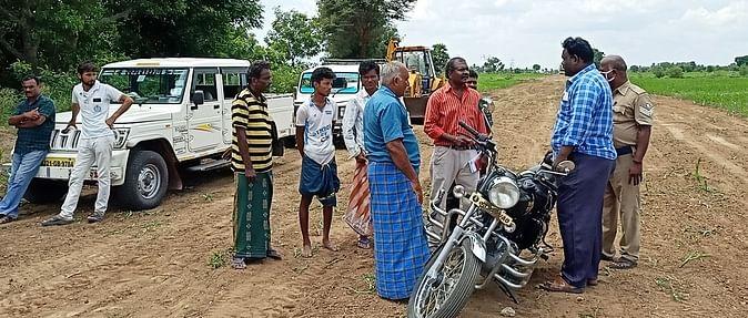 Cuddalore against pipeline