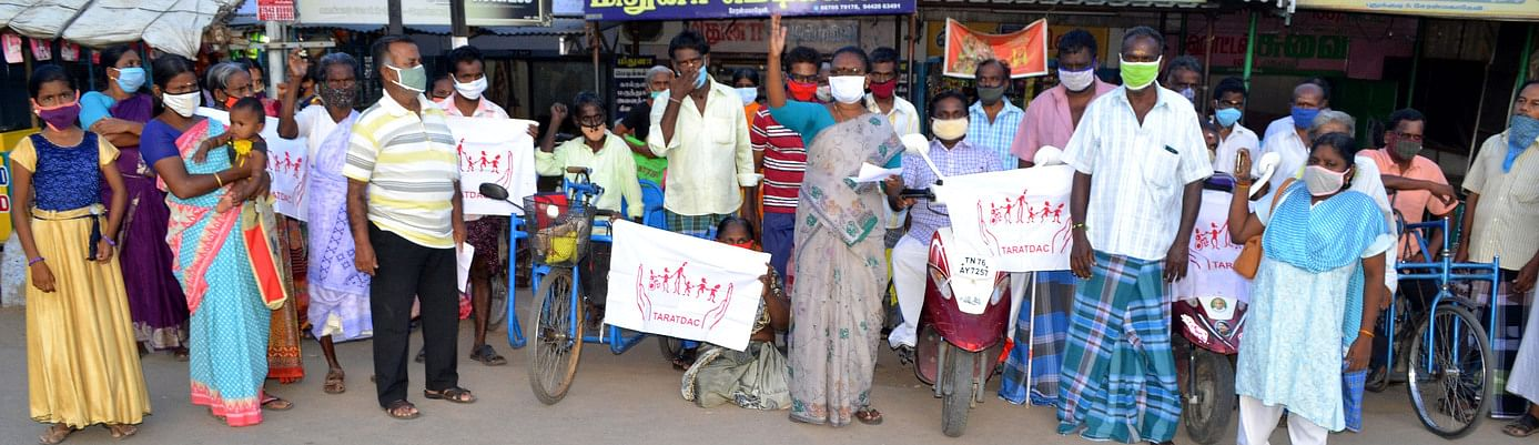 diff abled protest