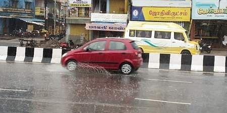 Villupuram rain